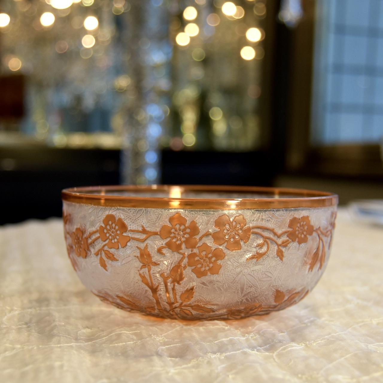 EGLANTIER 野ばらという呼び名の小鉢